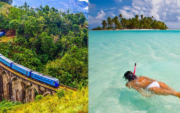 Tour dello Sri Lanka & soggiorno alle Maldive