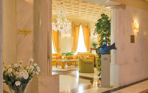 L'Hotel Plaza e de Russie 4*