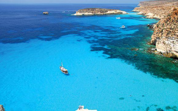 Lampedusa Experience - Linosa, cena romantica e sea by boat
