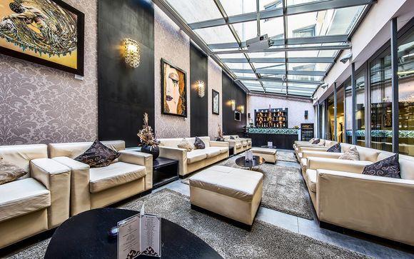 Boutique Hotel di design nel cuore di Budapest