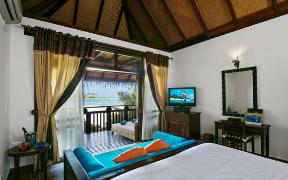 Soggiorno mare alle Maldive