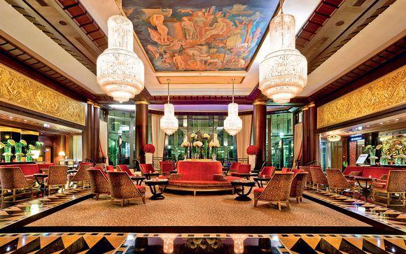 Parigi, lusso e atmosfere Art Decò a 5*