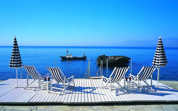 Antalya, moderno resort 5* sul mare