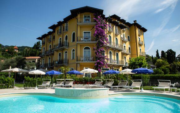 L'Hotel Villa Galeazzi 4*