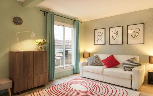 Appart'hotel villa Daubenton
