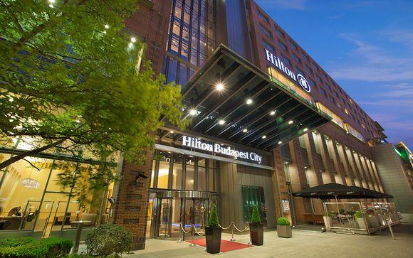 Hotel Hilton Budapest City 5* Voyage Privé : fino a -70%
