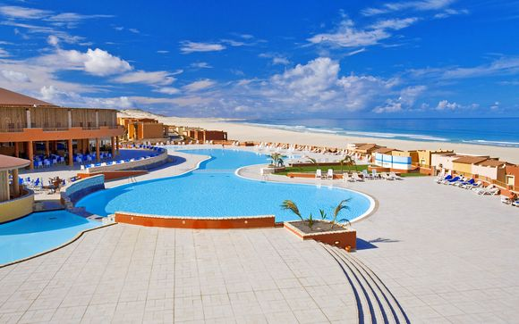 Resort New Horizons Boa Vista 4*