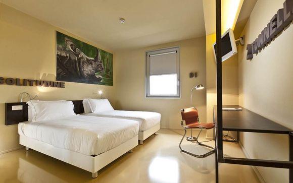 JHD Dunant Hotel 4*