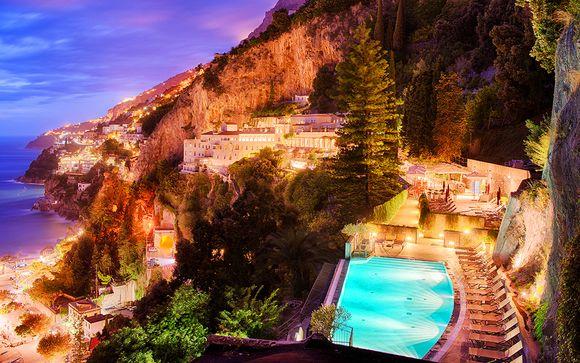 L'NH Collection Grand Hotel Convento di Amalfi 5*