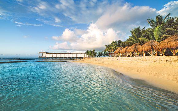 Oasi di lusso in Suite 5* fronte mare sulla Riviera Maya