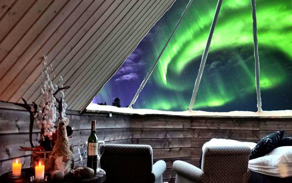 Sotto le luci dell'Aurora
