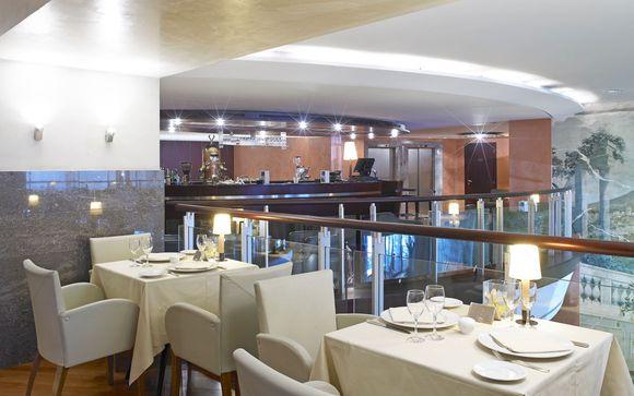 L'Hotel NH Napoli Ambassador 4*