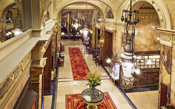 Hotel Metropole Bruxelles 5*