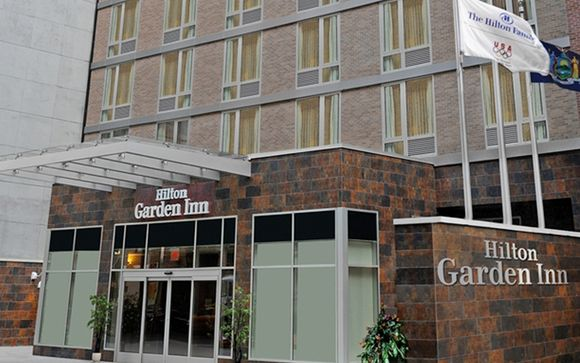 L'Hilton Garden Inn New York/West 35th Street