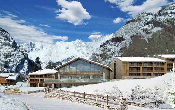 Grand Hotel Courmayeur Mont Blanc 5*