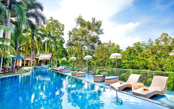 The Mansion Baliwood 5* + Anema Resort Gili Lombok 5* + Melia Bali 5*