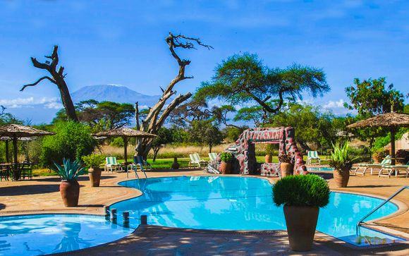 Baobab Beach Resort 4* + Safari