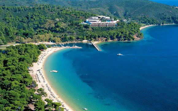 The Skiathos Palace Hotel 4*