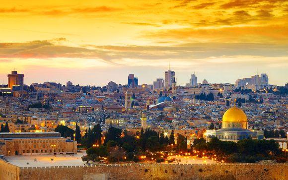 Minitour Gerusalemme e Betlemme