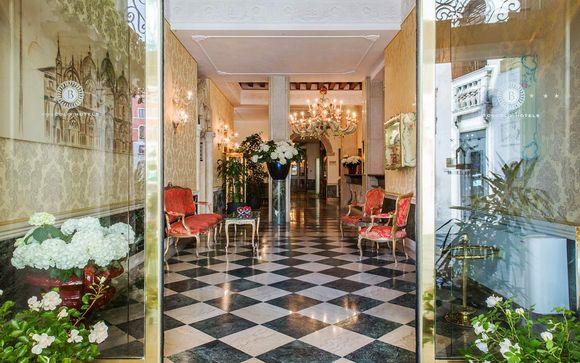 Hotel Boscolo B4 Bellini 4*