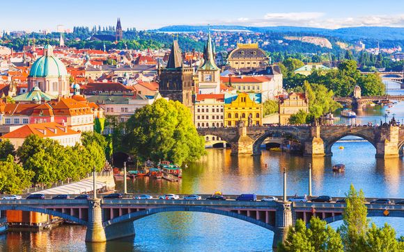 Eleganza a 4* nel cuore di Praga