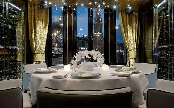Hotel De L'Europe Amsterdam 5* Grand Luxe