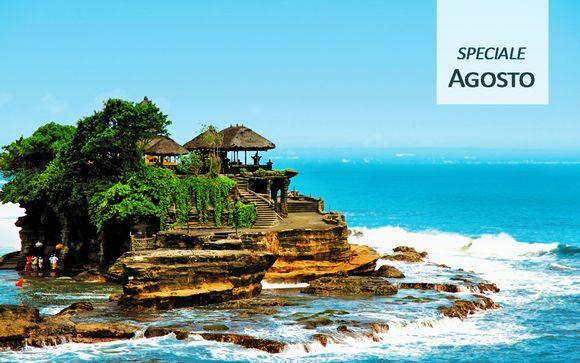 Bali, Lombok, Gili in Tour
