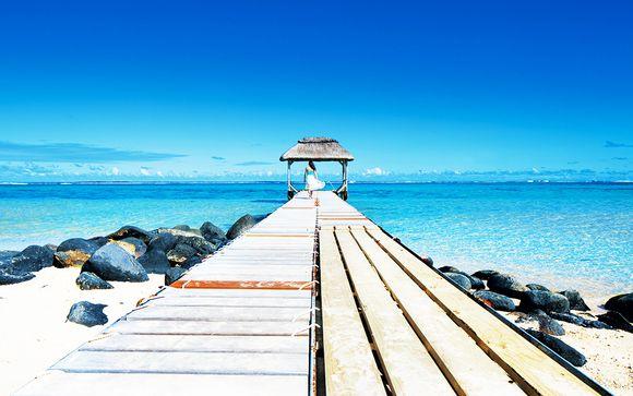 Esclusività a 5* sulla spiaggia di Bel Ombre