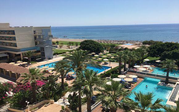 Nicolaus Club Blue Sea Beach Resort 4*S