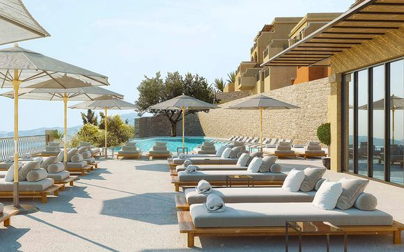 Relax in splendido resort 5* vista mare