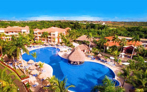 Junior Suite a 5* sulla spiaggia di Punta Cana