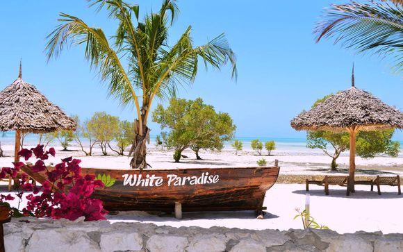Paradiso tropicale a 4* e All Inclusive sulla spiaggia bianca