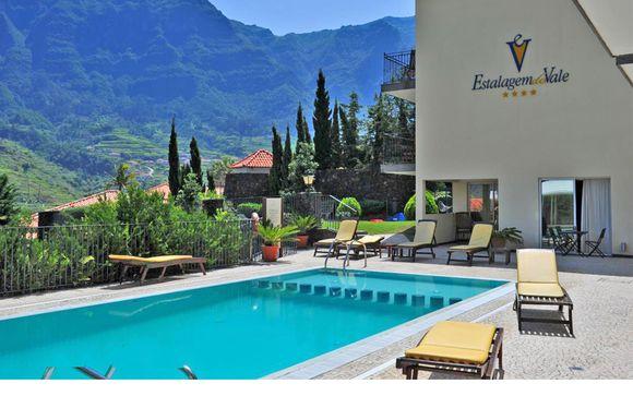 Hotel Estalagem Do Vale 4*