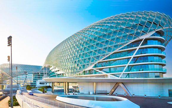 L'hotel Yas Viceroy Abu Dhabi 5*