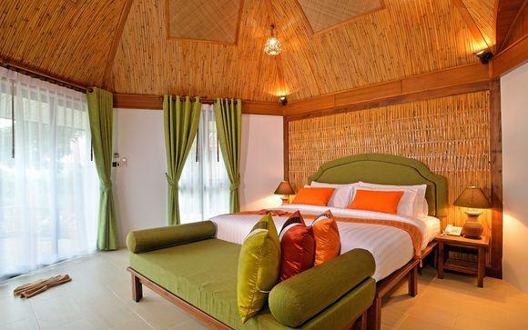 Krabi - Aonang Fiore Resort & spa 4*