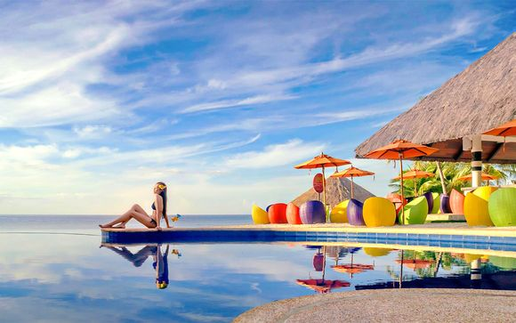 Grand Hyatt Dubai 5* + Hotel Jen Manila 4* & South Palms Resort 4*