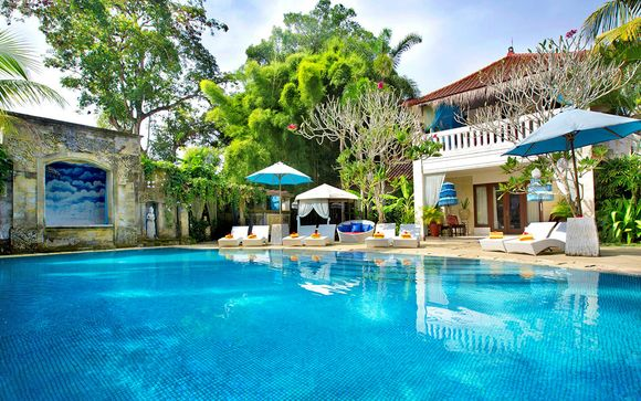 Ubud - The Mansion Baliwood Resort Hotel & Spa 5*