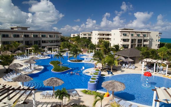 Cayo Santa Maria - Golden Tulip Hotel Aguas Claras Cayo Santa Maria 4*S