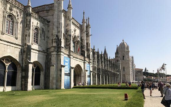Itinerario 9 notti da Lisbona a Porto
