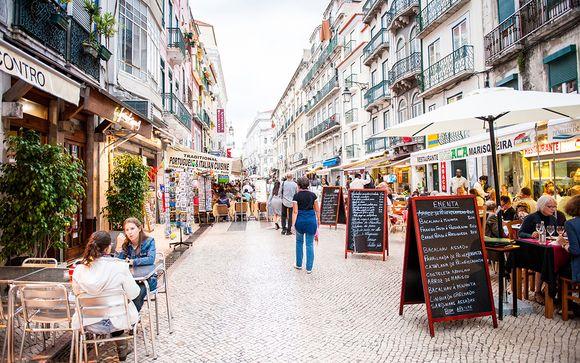 Itinerario 10 notti da Porto a Lisbona