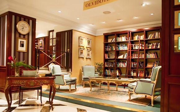 Sercotel Grand Hotel Conde Duque 4*