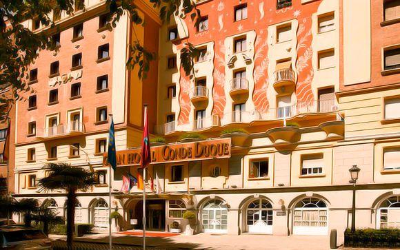 Il Sercotel Grand Hotel Conde Duque 4*