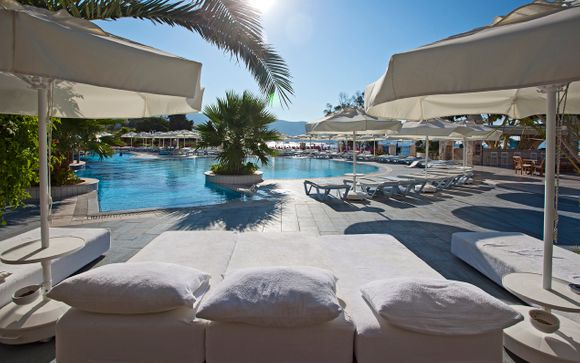 Bodrum - Salmakis Beach Resort & spa 5*