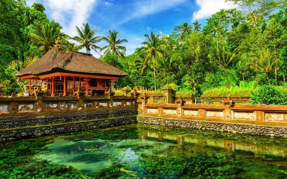 SereS Springs Resort & Spa 5* + Royal Tulip Saranam Resort & Spa 5* + Le Meridien Bali Jimbaran 5*