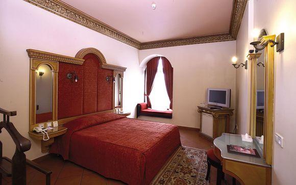 Sultanahmet Palace - Istanbul