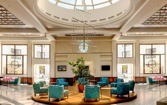 Bodrum - Hotel Sundance Resort 5*  (o similare)