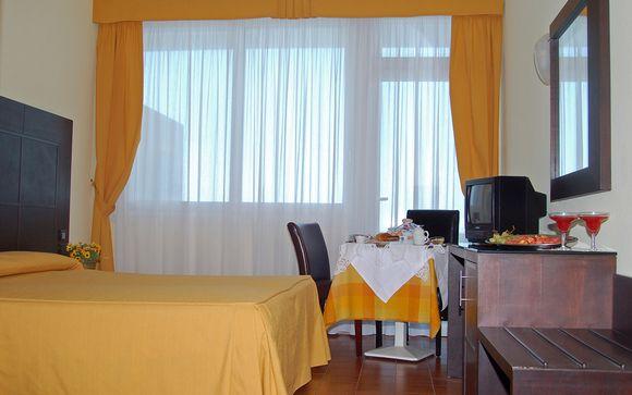 L'Hotel Capo Est 4*