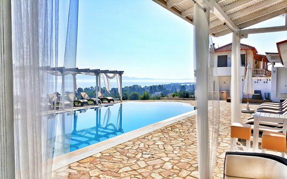 Bungalow White Luxury Apartments