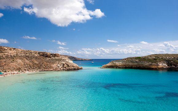 Dammusi Borgo Cala Creta o Hotel Cupola Bianca 4* Voyage Privé ...