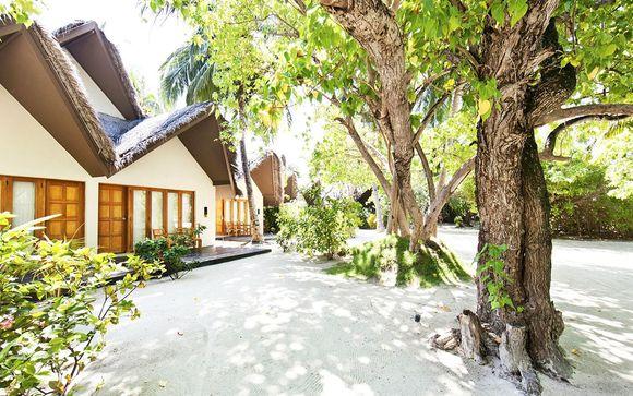 Soggiorno mare alle Maldive - L'Adaaran Select Hudhuranfushi 4*